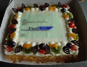 Lekkere en leuke verjaardags taarten (klik hier voor de vergroting)